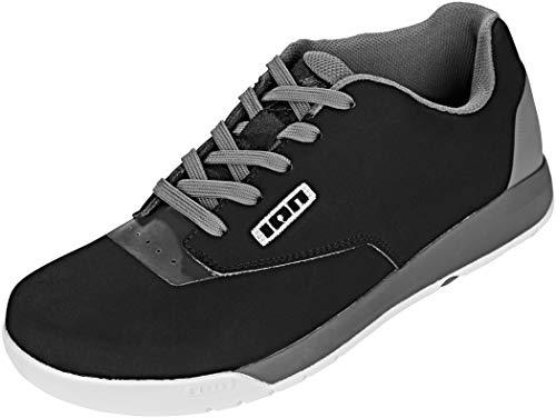Ion Raid MTB / Dirt Chaussures de vélo Noir/Gris 2018 - Noir - noir/gris, 38 EU