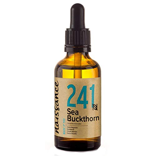1. Aceite de espino amarillo Naissance