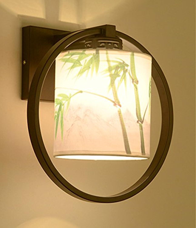 YJ&Lighting Home Antik Loft Lichtschlafzimmer Nacht Flur Gang Wohnzimmer Wandleuchte 28  29 Cm