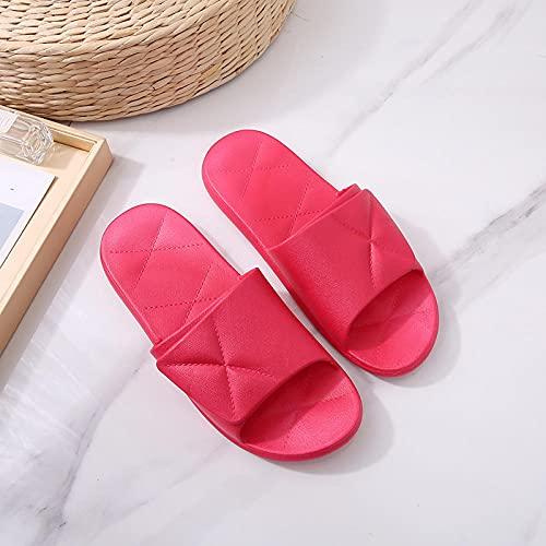 Kirin-1 Chanclas Mujer Verano 2019 Baratas,Baño Antideslizante Suave Suave Zapatos de casa...