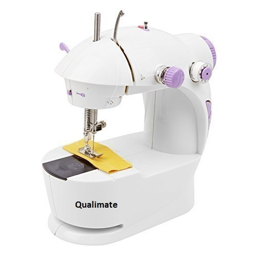Qualimate Plastic Sewing Machines Multi Functional...