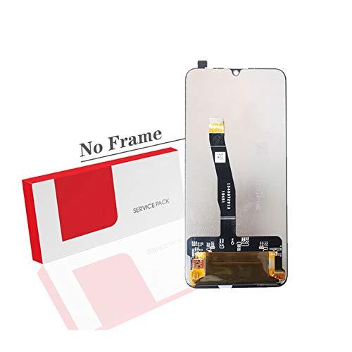 Reemplazo de Pantalla Blanco Digitalizador LCD Fit For Huawei P Smart 2019 Pantalla LCD Montaje Digitalizador Pantalla Táctil Aplicar For Fit For Huawei P Smart 2019 Pot-LX1 LX1AF Digitalizador de la