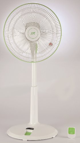 14' DC-Motor Energy Saving Stand Fan