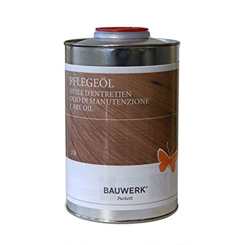 Bauwerk Pflegeöl 1 Liter farblos/transparent