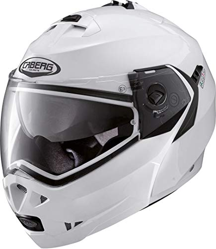 Casco CABERG Duke II White Metal M