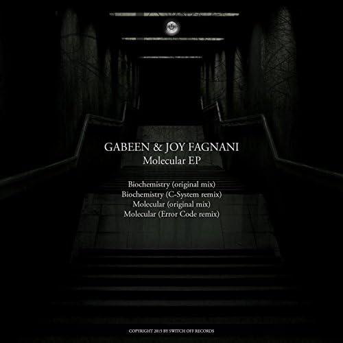 GabeeN, Joy Fagnani, C-System & Error Code