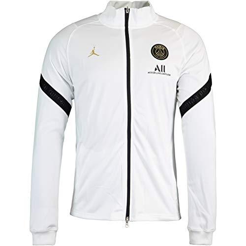 Nike Paris Saint Germain Strike - Chaqueta, talla L, color blanco