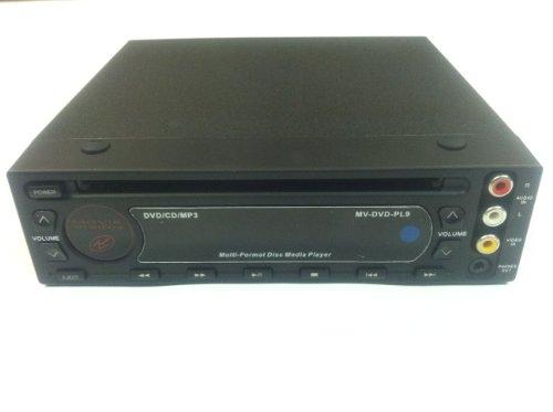 Movie Vision Full-DIN in-Dash DVD Player