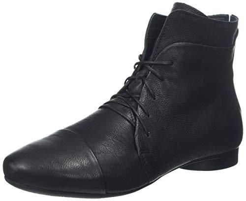 Think! Damen Guad_585279 Desert Boots, Schwarz (Schwarz 00), 35 EU