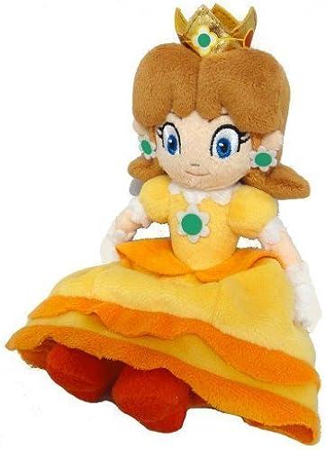 venta directa de fábrica Sanei Super Super Super Mario Princess Daisy Plush Doll by San-ei by Sanei  alta calidad