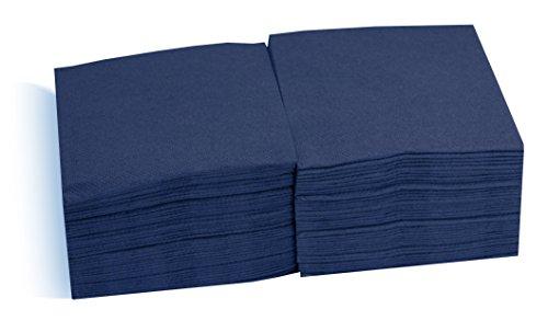 Servilletas de Papel Azul Turquesa Marca MORIGAMI