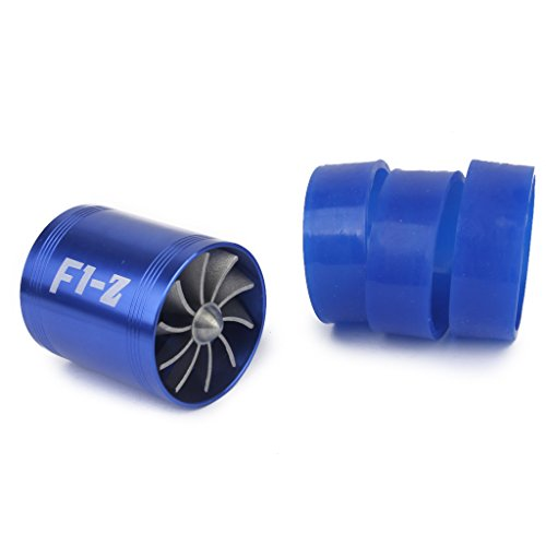 Turbine Fuel Fan F1-z Protector Double Turbo Air Helix Eco