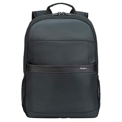 Targus GeoLite Advanced Modern Backpack with Protective Sleeve fit up to 12-15.6-Inch Laptop, Black (TSB96201GL)