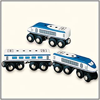 Nathan 3 Pieces Express Train Toy