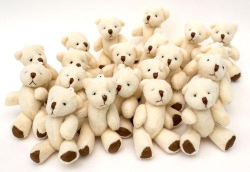 NEU - 10 X Klein Teddybär – Niedlich Weich Kuschelig – Geschenk