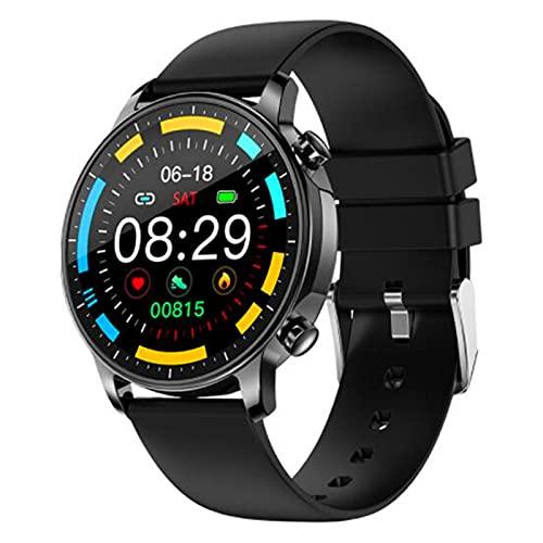 LOVOUO El Nuevo Smartwatch para la Salud Femenina (1,28 IP67 a Prueba de Agua y Seguimiento de la Actividad física, monitorización del sueño y la frecuencia cardíaca) Reloj Deportivo