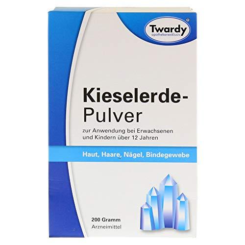 Twardy Kieselerde-Pulver, 200 g Pulver
