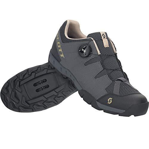 Scott Sport Trail Boa MTB Trekking Fahrrad Schuhe grau/beige 2021: Größe: 45