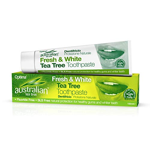 Australian Tea Tree Fresh and White Toothpaste