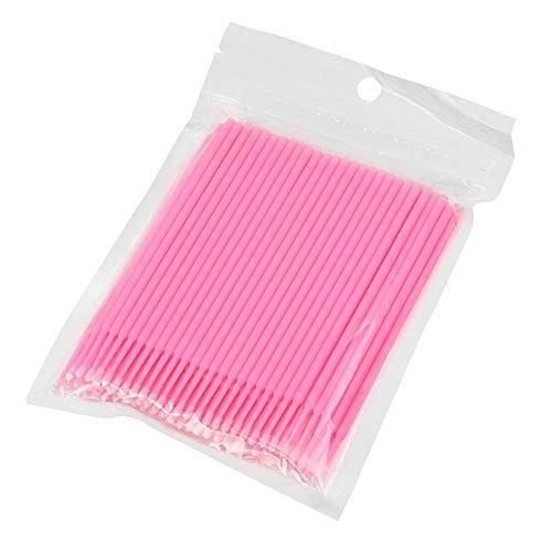100 piezas micro pinceles desechables Tubos aplicadores