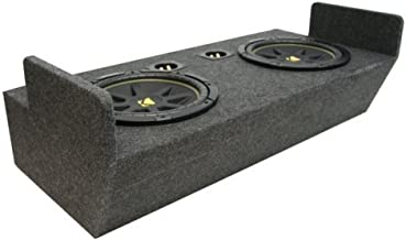 Best ford ranger extended cab single subwoofer box Reviews
