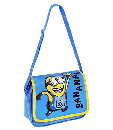 Minions Despicable Me Jungen Umhängetasche - blau -