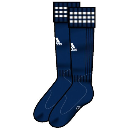 Adidas Adisock Junior blau Gr.3436