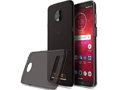 Capa Flexível Para Motorola Moto Z3 Play Índigo - XT1929