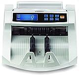 Geldzählmaschine BisBro Technology BB-2150CW | Erkennt Falschgeld sofort | Schnelles Geldscheinprüfgerät | Zählt sicher 1000 Geldscheine in der Minute | Euro | US-Dollar | Pfund - 2