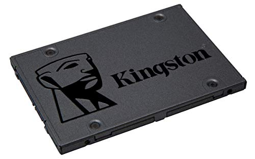 Kingston Technology A400 SSD da 480 GB Serial ATA III