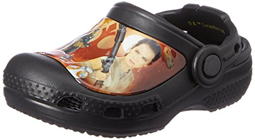 Crocs CC The Force Awakens Clog K Sandali a Punta Chiusa, Bambini, Multicolore (Mlt), 24/26