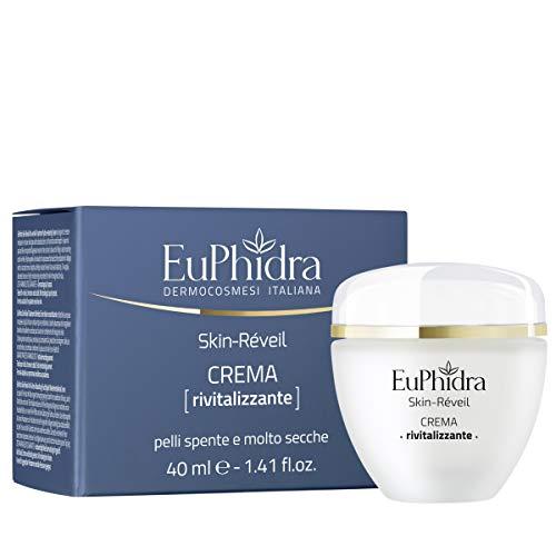 Euphidra Skin Réveil, Crema Rivitalizzante, per Prime Rughe di Espressione - 40 ml