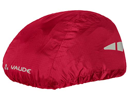 VAUDE Wheeled Couvre-Casque Mixte Adulte, Indian Red, FR : U (Taille Fabricant : U)