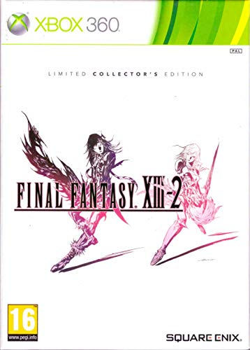 Xbox 360 - Final Fantasy XIII-2 - Limited Collector