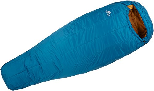Mountain Equipment Damen Nova III Regular Schlafsack, Ink/Pumpkin Spice, RZ