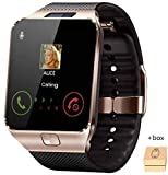 Bluetooth Smart Watch Mens Sports Smartwatch DZ09 Android Phone Call Relogio 2G GSM SIM TF Card Camera for Phone PK GT08 A1