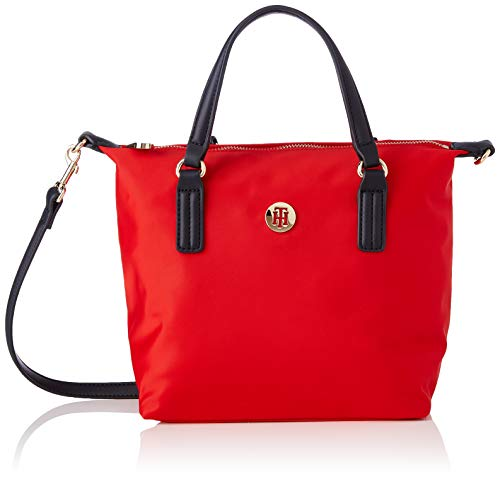 Tommy Hilfiger Poppy, Bolso para Mujer, Fuegos artificiales, Medium