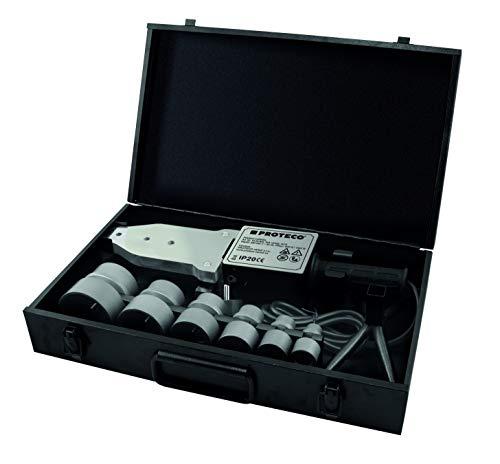 Proteco-Werkzeug Muffenschweißgerät Stumpfschweissgerät 800/1500 Watt