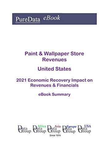 Paint & Wallpaper Store Revenues United States Summary: 2021 Economic Recovery Impact...