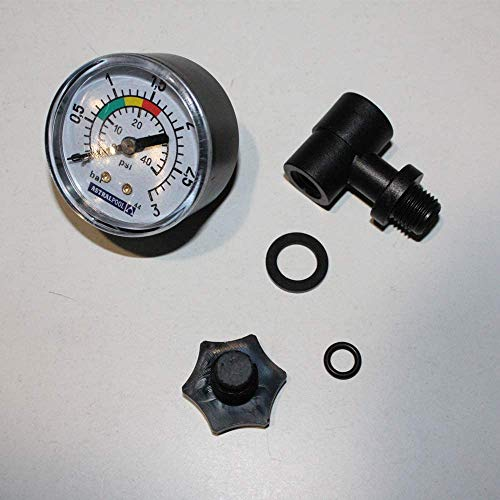 AstralPoolgesamter Manometer für Cantabric-Filter