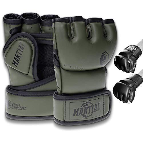 Martial MMA Handschuhe mit hochwertiger...
