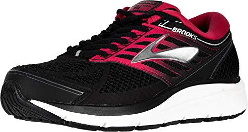 Brooks Addiction 13 Black/Pink/Grey 10 2A - Narrow