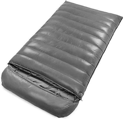 WUTAO1 - Bolsa de camping portátil para senderismo (capacidad: 4,5 kg, color gris)