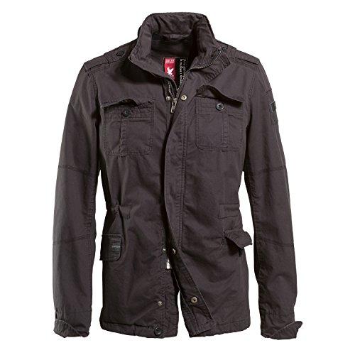 Surplus Delta Britania Jacket, schwarz, L