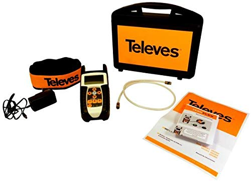 Televes Antennen Messgerät H30S2CT2-K