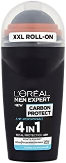 L'Oréal Paris Men Expert Carbon Protect 48 Hour Roll-On 50ml