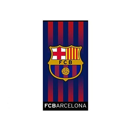 Toalla Playa OFICIAL FC BARCELONA Escudo BAR190 75X150 cms d1b93d5f834