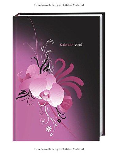 Ranke 17-Monats-Kalenderbuch A5 2016: 17 Monate. Von August 2015 bis Dezember 2016