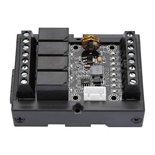 Semiter Relé Temporizador, módulo de relé de retardo de 10-28 VCC, gestión de ingeniería Negra para hogar Inteligente