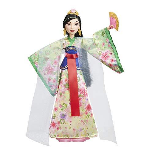 Mulan Disney Princess Doll   Best Gifts for Mulan Fans